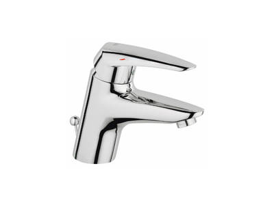 Eurodisc Single-lever basin mixer