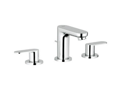 Eurosmart Cosmopolitan Three-hole basin mixer