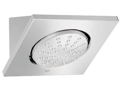 rainshower fseries head shower